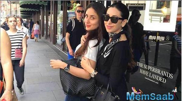 Kareena Kapoor Khan and sister Karisma don't share similar views on parenting