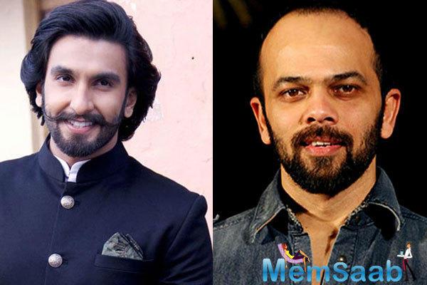 Ranveer Singh will begin shooting for Rohit Shetty's Simmba soon