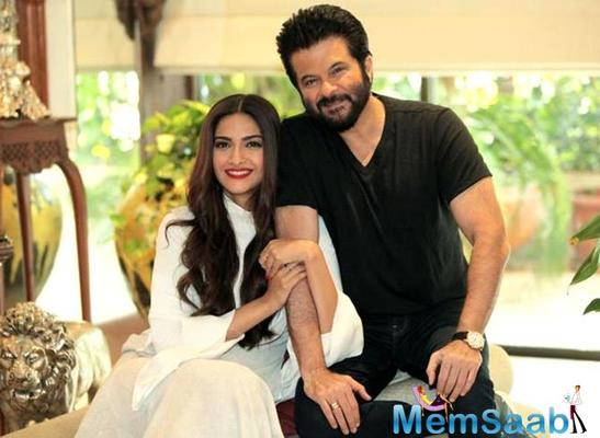 Sonam Kapoor-Anand Ahuja wedding: Daddy Anil Kapoor's special act at sangeet ceremony