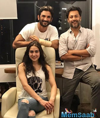 Sara to debut with Kedarnath and not Simmba, Sushant starrer 'cleans up' after row