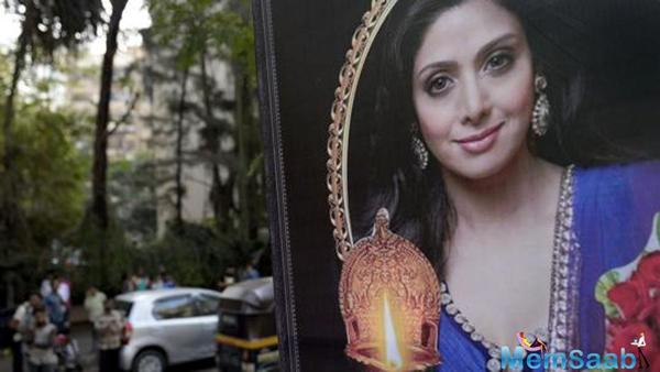 Sridevi's death probe rejected by Supreme Court
