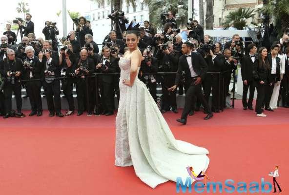 Cannes 2018: Aishwarya looks like a beautiful princess