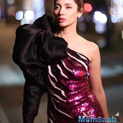 Cannes 2018: Mahira Khan looks regal in a pastel saree