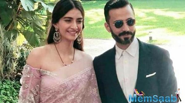 Sonam Kapoor: It was my personal choice to change my name to Sonam Kapoor Ahuja