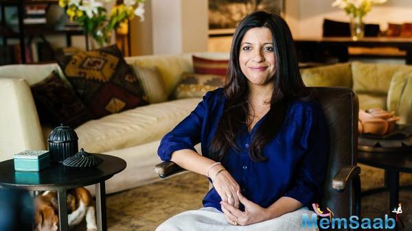 Zoya Akhtar: Love is still taboo in our culture
