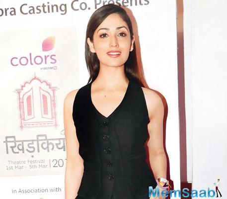 Yami Gautam: I'm happy with my fitness level, and MMA will make it better
