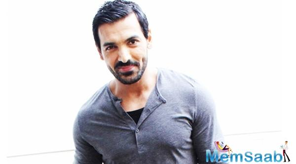 "John Abraham plans action franchise titled ""Attack"", which will be the mother of all action films"