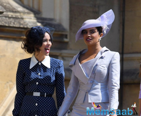 Textile revivalist Jaya Jaitly has hit out at Priyanka Chopra for dressing in Western wear at the wedding of Prince Harry and Meghan Markle.