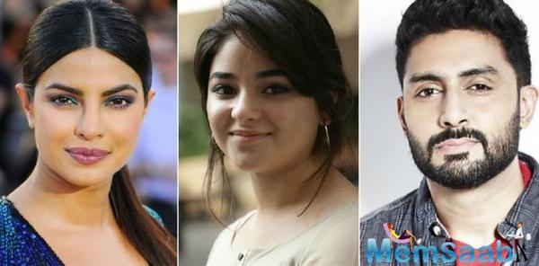 Why playing Zaira Wasim's mother in her next film is no big deal for Priyanka Chopra