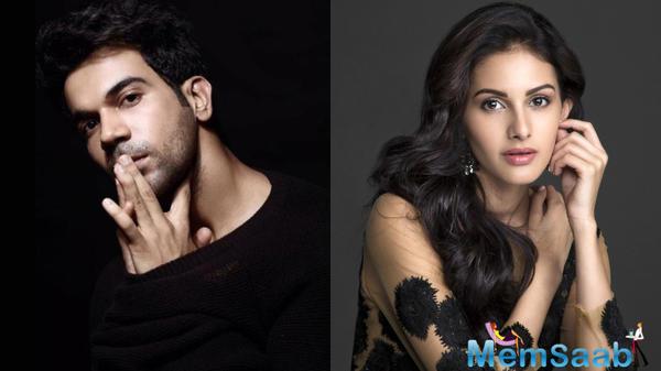 Amyra Dastur joins Kangana Ranaut, Rajkummar Rao's Mental Hai Kya