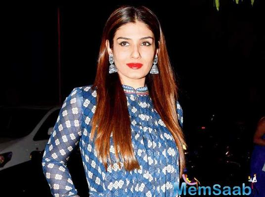 Raveena Tandon debuts as wildlife photographer; to showcase her collection at jehangir art gallery