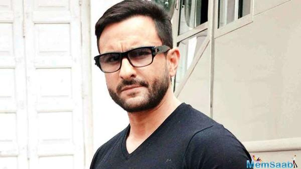 Saif Ali Khan plays Sacred Games with true passion