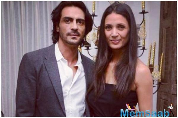 What! Arjun Rampal, Mehr Jesia announce separation, after 20 years of marriage