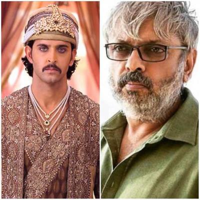 Sanjay Leela Bhansali and Hrithik Roshan to team up again?
