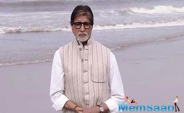 In 2015, Bachchan had travelled from CST to Bhandup in a local train as part of the show, Aaj Ki Raat Zindagi, which he hosted.