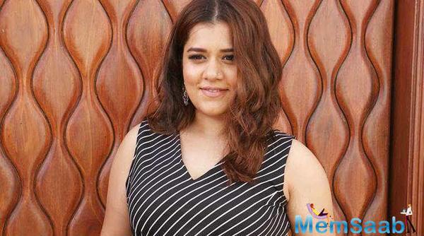 Shikha Talsania: Hope industry stops looking at me unidimensionally