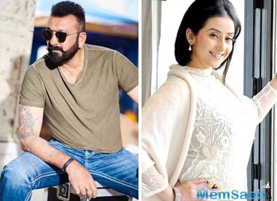 Manisha Koirala to play Sanjay Dutt's wife in Prasthaanam