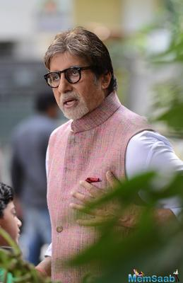 Amitabh Bachchan to front campaign against child malnutrition