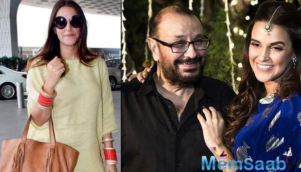 Angad Bedi's reply to Neha Dhupia's pregnancy rumours