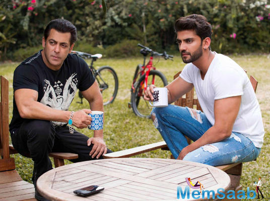 Meet Zaheer Iqbal. He'll be launched by Salman Khan in Bollywood