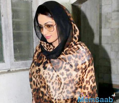 The actor has been prepping for Shree Narayan Singh's Batti Gul Meter Chalu and Aditya Dhar's Uri.