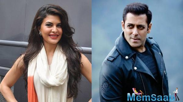Race 3: Here's what Salman Khan has to say about Jacqueline Fernandez
