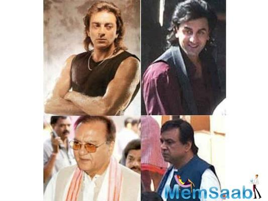 "Paresh Rawal on Sanjay Dutt: ""I have seen him go through the trauma in 1994"""