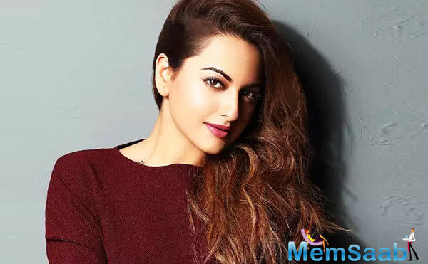 Sonakshi Sinha: Want to reconstruct women's place in society