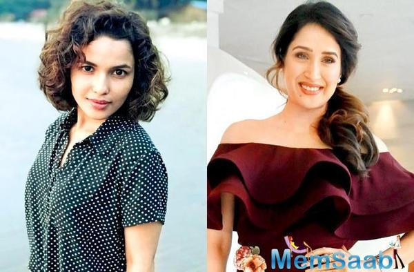 Chak De! India Girls Chitrashi Rawat and Sagarika Ghatge team up again