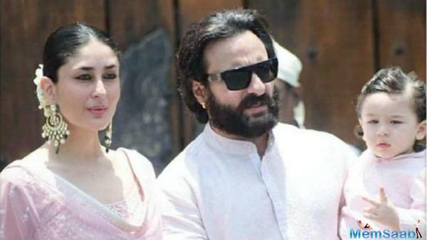 Kareena Kapoor: We must balance time for Taimur