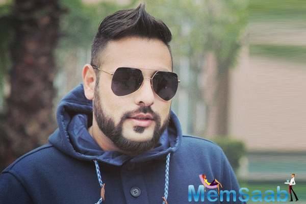 Rapper Badshah nervous about stepping into production