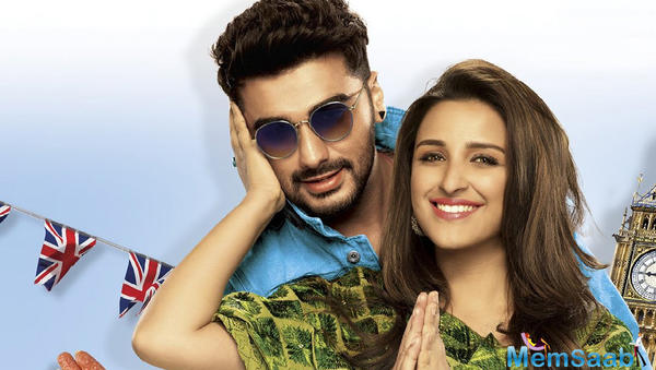 Parineeti Chopra talks about Arjun Kapoor's 'Ailment that has no cure'