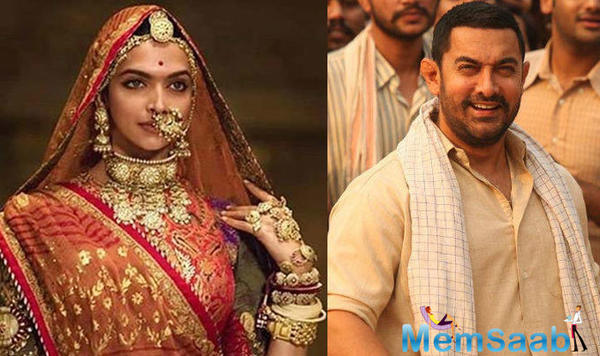Aamir most famous International star in China, Padmaavat also popular, here's how