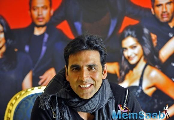 Despite grand welcome to Kesari, Parineeti gets lesser screen than Akshay Kumar