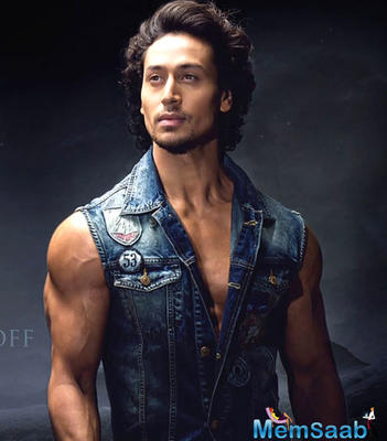 Tiger Shroff breaks into the top 5 at Ormax's list of stars India love