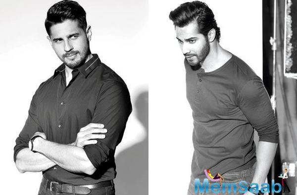 SOTY actors Varun and Sidharth to reunite for an Ad