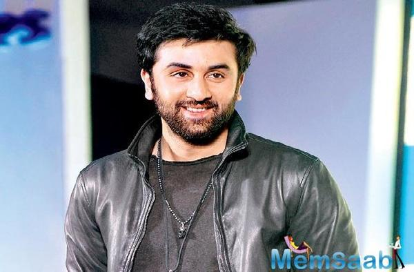 Ranbir Kapoor wants to play a father