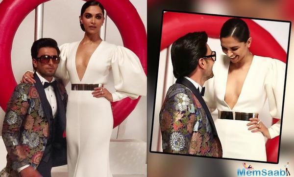 Deepika Padukone calls Ranveer Singh 'mine', lovebirds to make it official soon?