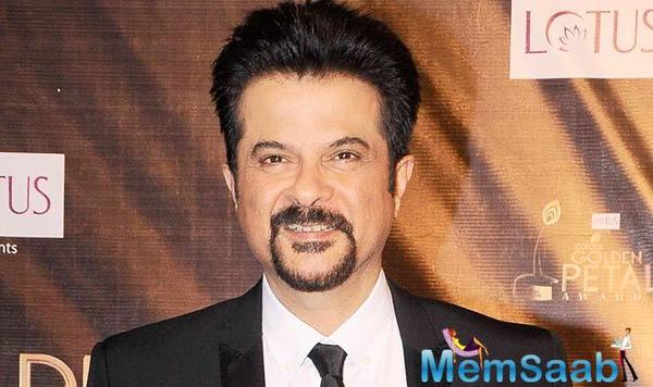I made sure Anand was my friend: Anil Kapoor