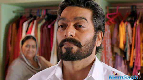 Ashutosh Rana makes grand comeback in Bollywood again