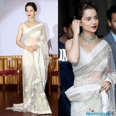 Kangana and Anurag had previously reunited in 2010 for the Rakesh Roshan-produced Kites during which there were talks of a fallout between the two.