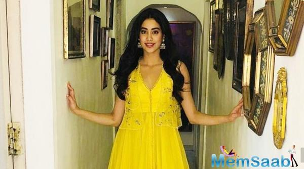 Dhadak saved Janhvi Kapoor in 'many ways', including coping with Sridevi's demise