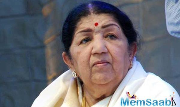 Lata Mangeshkar: Please create original music