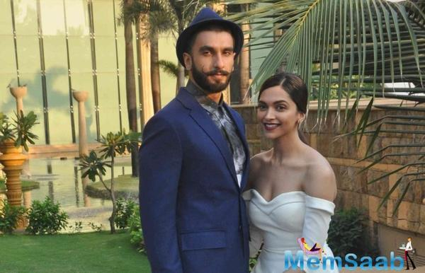 The latest news on the Deepika Padukone and Ranveer Singh wedding front is that a date has been fixed.