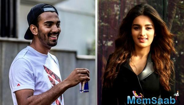 Cricketer KL Rahul denies dating Nidhhi Agerwal