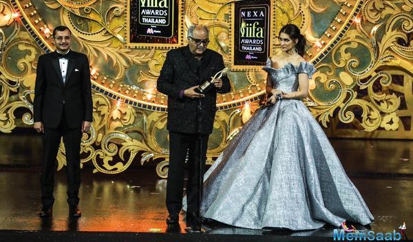 IIFA Awards 2018: Irrfan Khan, Sridevi and Tumhari Sulu bag top honours