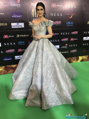 IIFA Awards 2018: Bollywood beauties impress the green carpet fashion police