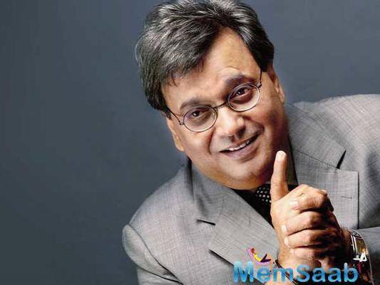 Subhash Ghai: Credit my students for bringing my concepts on screen