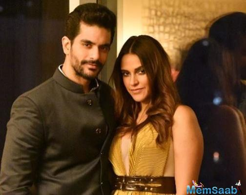 Neha Dhupia opens up about her marriage proposal, reveals Angad never wanted to 'date' her