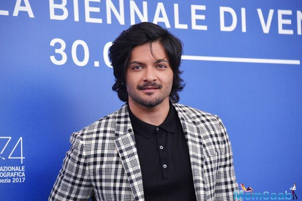 Ali Fazal: It's an Honour for Me to have been accepted into the Academy